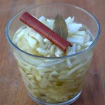 picklad fänkål